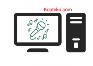 Aplikasi Karaoke Online PC